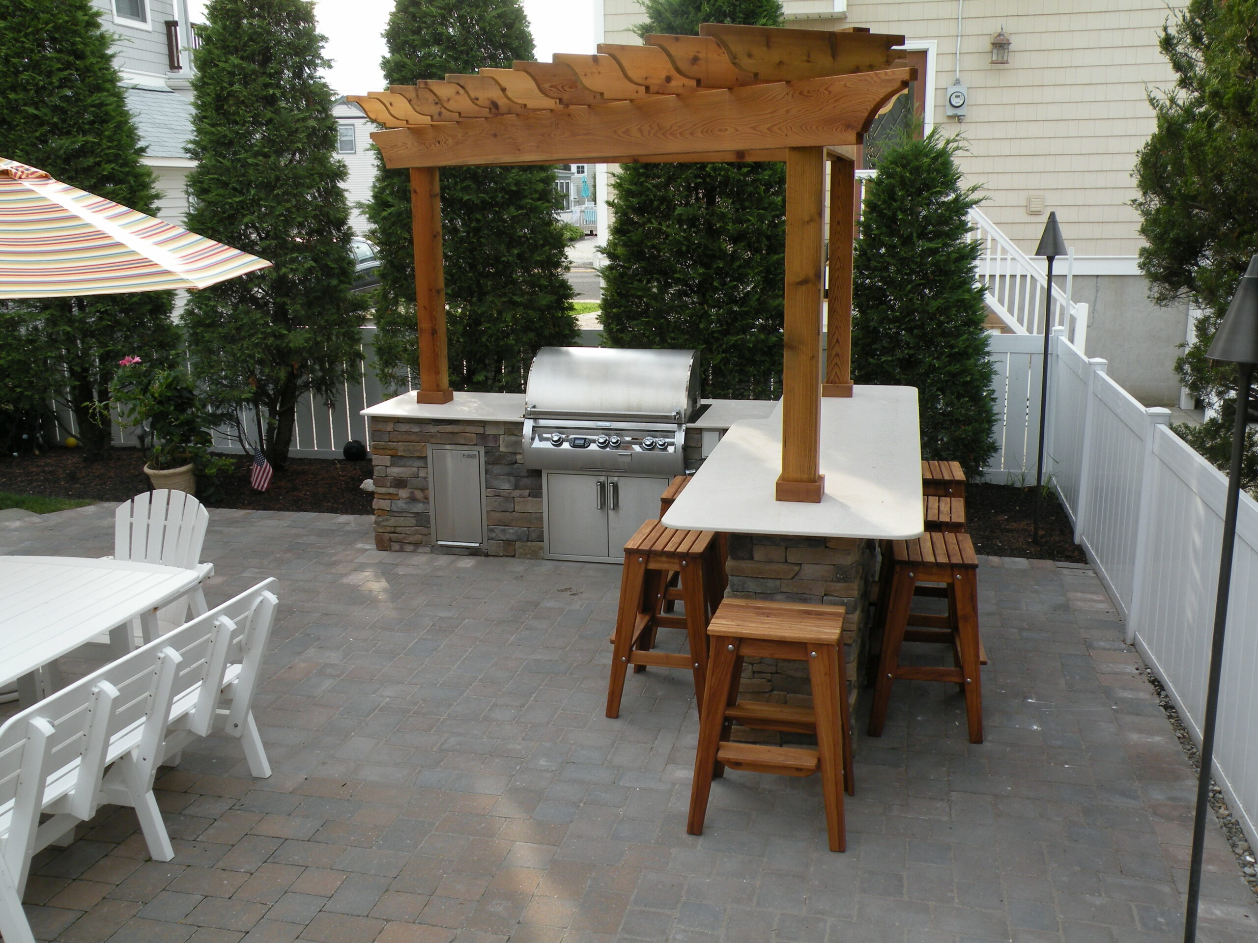 Outdoor Living DiPalentino Contractors